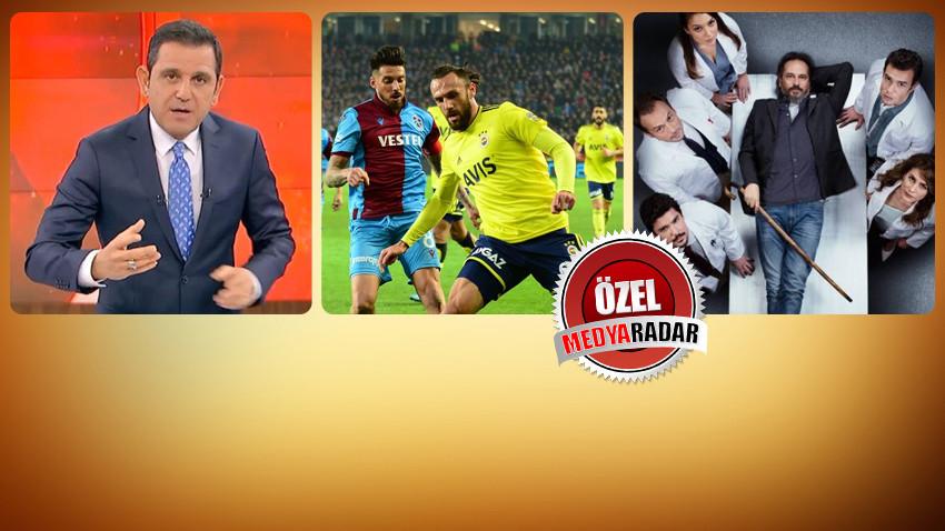 Türkiye Kupası maçı reyting zirvesini karıştırdı! Kıran kırana ekran savaşı!