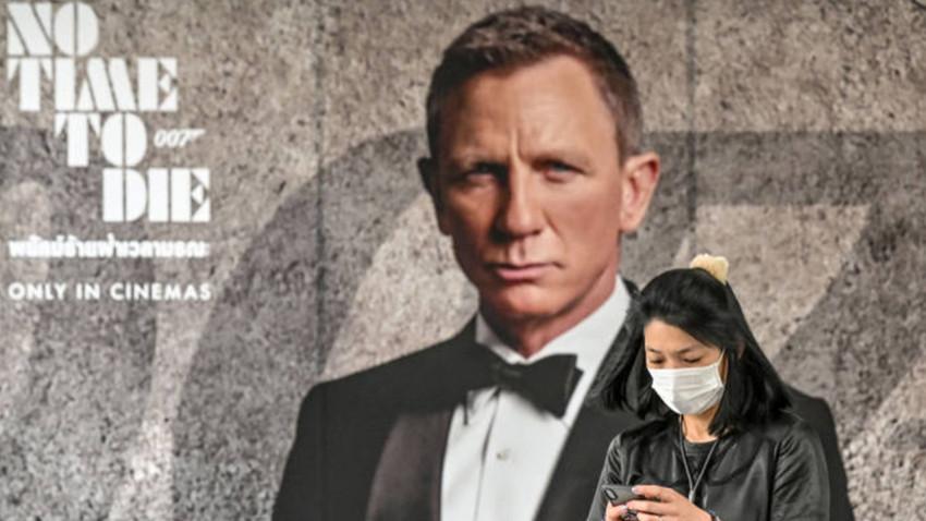 James Bond da Koronavirüs kurbanı oldu