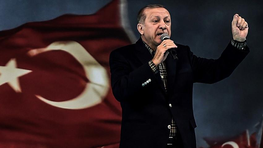KKTC'den Cumhurbaşkanı Erdoğan'a mektup