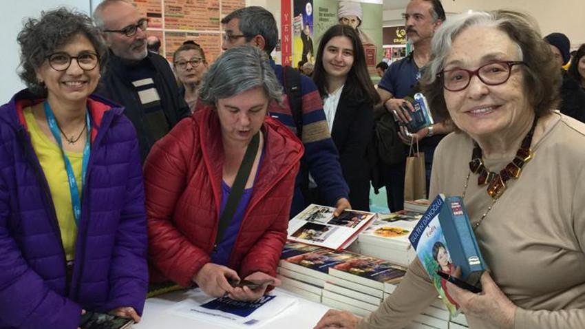Gülten Dayıoğlu okuyucuları ile buluşuyor!