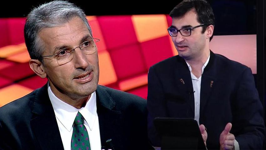 Nedim Şener'den itiraz: Barış'ı yazmadığı haberden tutukladınız!