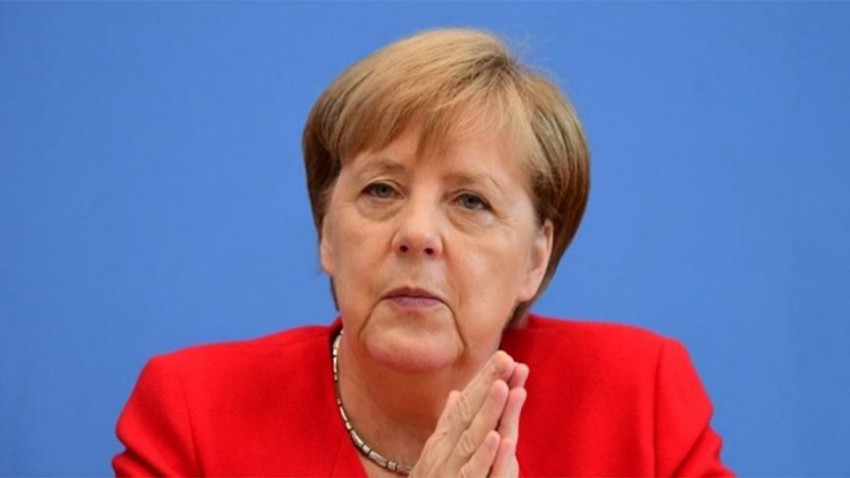 Almanya şokta! Angela Merkel karantina altında!