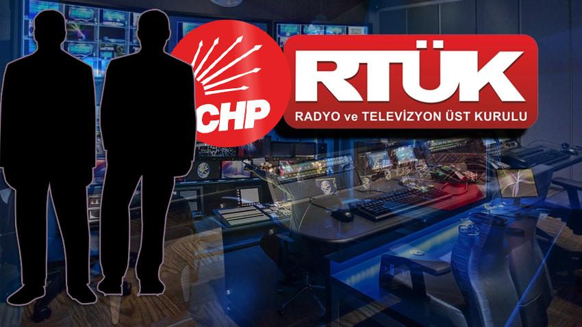 CHP'nin RTÜK adayları belli oldu! İşte o isimler!