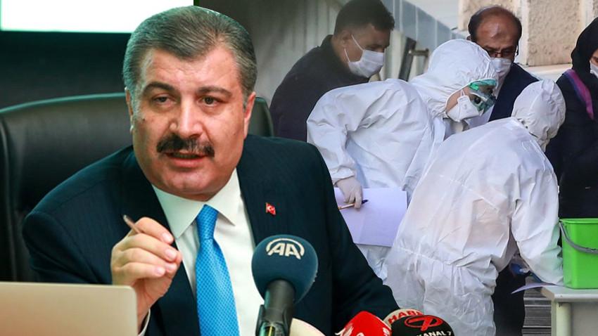 Sağlık Bakanı Koca: Bir hastamızı daha kaybettik, vaka sayısı 191'e ulaştı