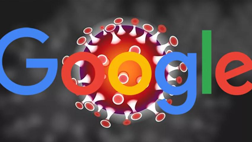 Google'dan koronavirüs önlemi: Evden çalışılacak