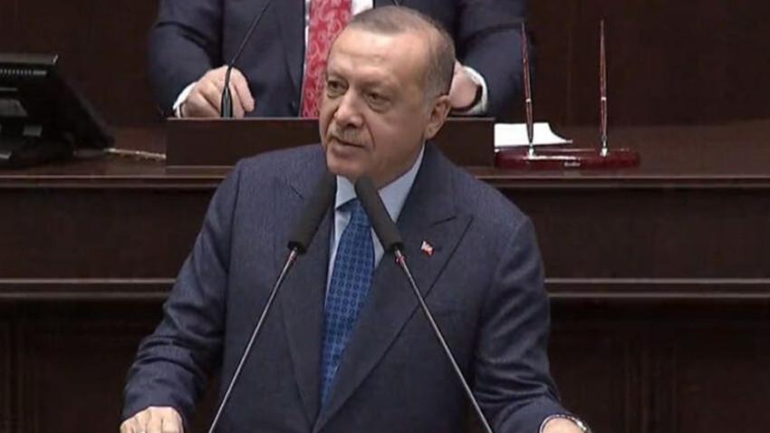 Cumhurbaşkanı Erdoğan'dan 'Corona Virüsü' açıklaması