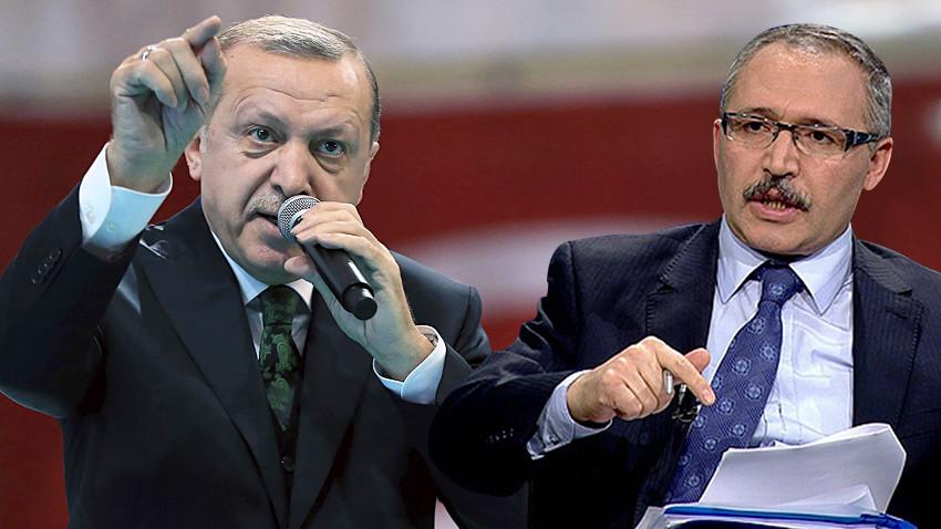 Erdoğan hangi isme 'kripto FETÖ'cü' dedi? Abdulkadir Selvi yazdı...