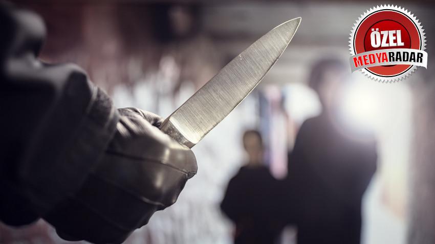 Ünlü köşe yazarı ve eşine bıçaklı saldırı!