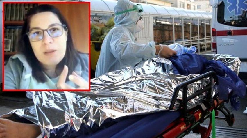 İtalya'da görev yapan Türk akademisyen koronavirüs dehşetini anlattı: Boğularak ölüyorsunuz