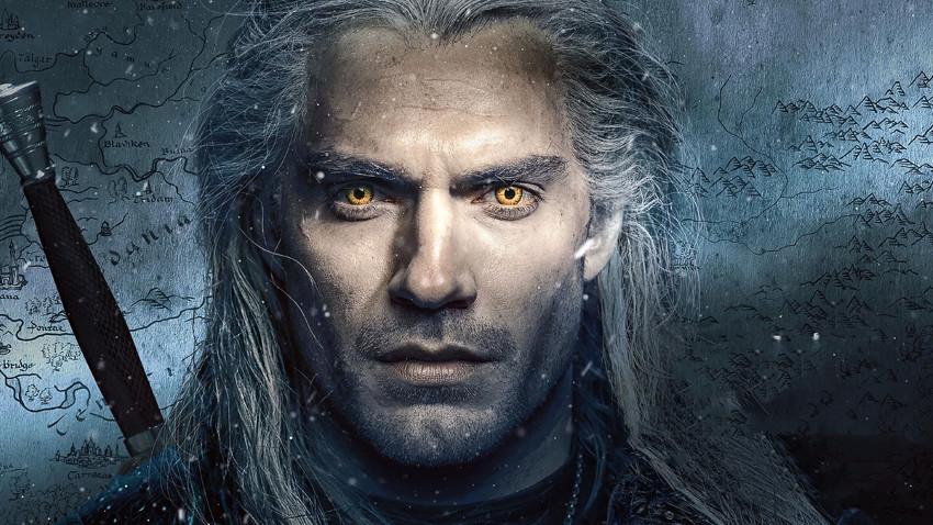 Netflix, The Witcher dizisinin çekimlerini durdurdu