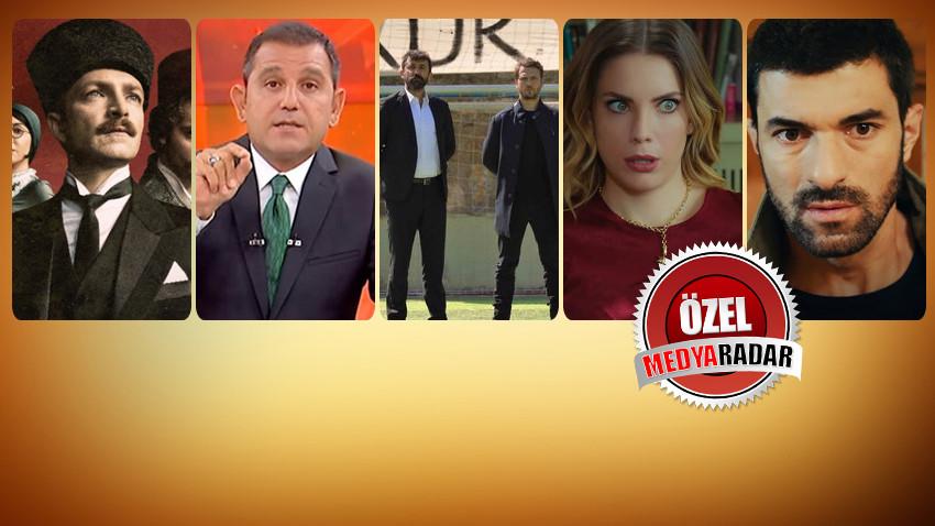 """TRT1'in yeni dizisi """"Ya İstiklal Ya Ölüm"""" reyting yarışında ne yaptı?"""