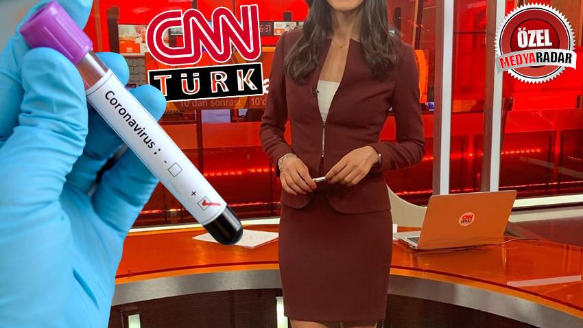 CNN Türk'te karantina kuralları hiçe sayıldı! Barcelona'dan geldi yayına çıkarıldı!