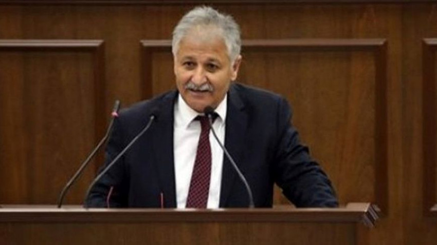 KKTC Sağlık Bakanı hastaneye kaldırıldı
