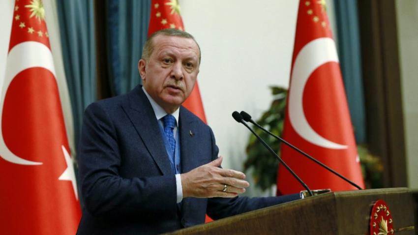 """Erdoğan'dan vatandaşlara sesli mesaj; """"Evde kal"""" çağrısı yaptı"""