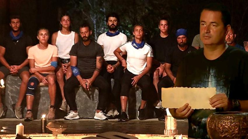 Survivor 2020'de kim elendi? Ada konseyinde büyük şok!