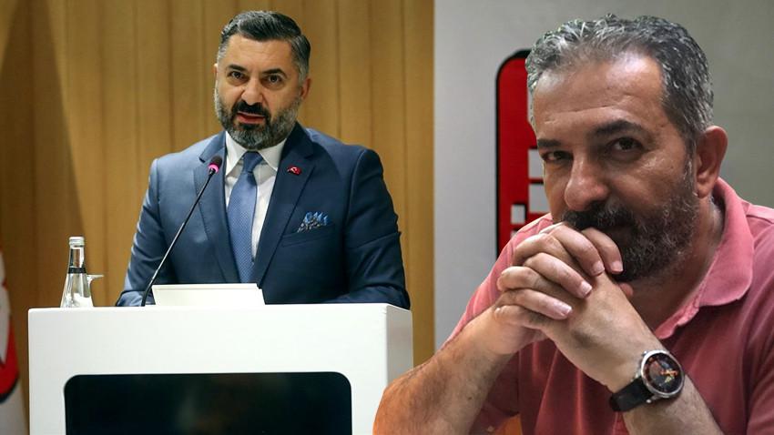 """Akif Beki'den RTÜK Başkanı'na Korona çağrısı! """"Ekranları temizlemeye başlayacaksa..."""""""