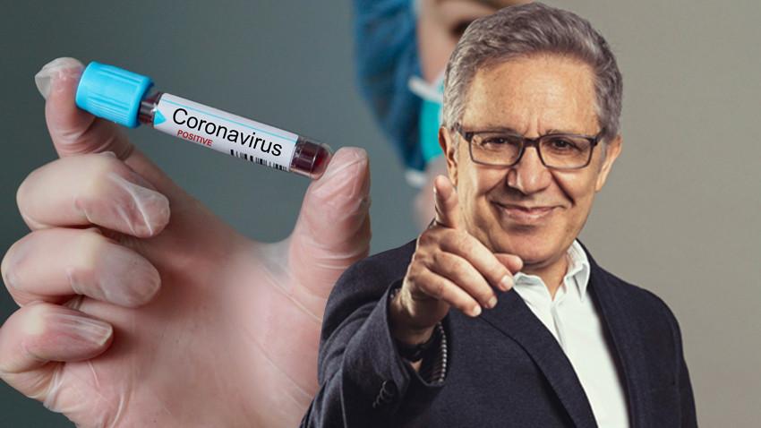Zülfü Livaneli'den flaş koronavirüs açıklaması: Ev karantinasındayım