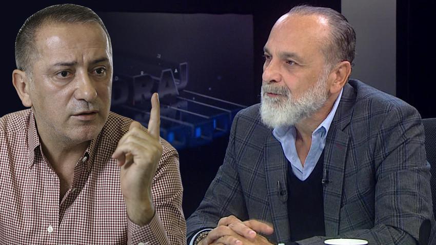 """Fatih Altaylı'dan Haşmet Babaoğlu'na yaylım ateş! """"Ulan karşı olsan kaç yazar"""""""