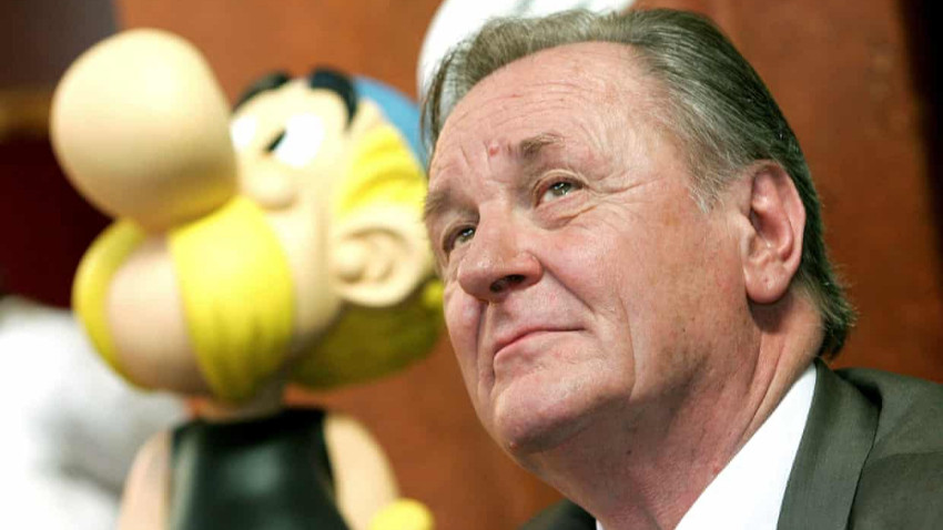 Asterix'in yaratıcısı Albert Uzerdo, 92 yaşında hayatını kaybetti