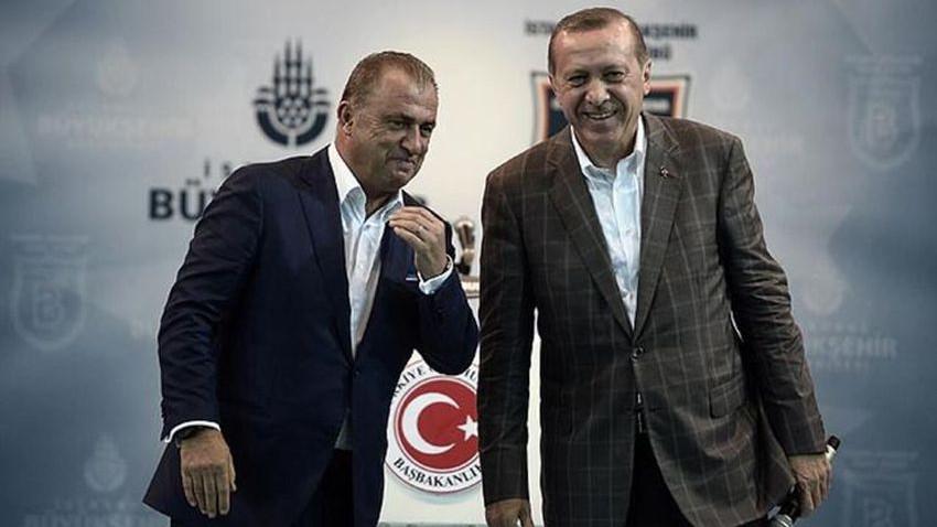 Erdoğan'dan Terim ve Albayrak'a geçmiş olsun telefonu!