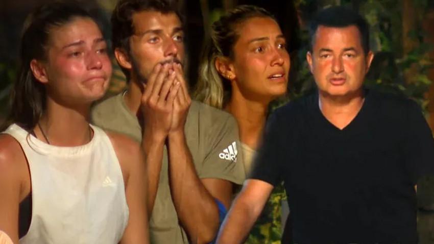Acun Ilıcalı sosyal medyadan duyurdu! Survivor'da diskalifiye şoku!