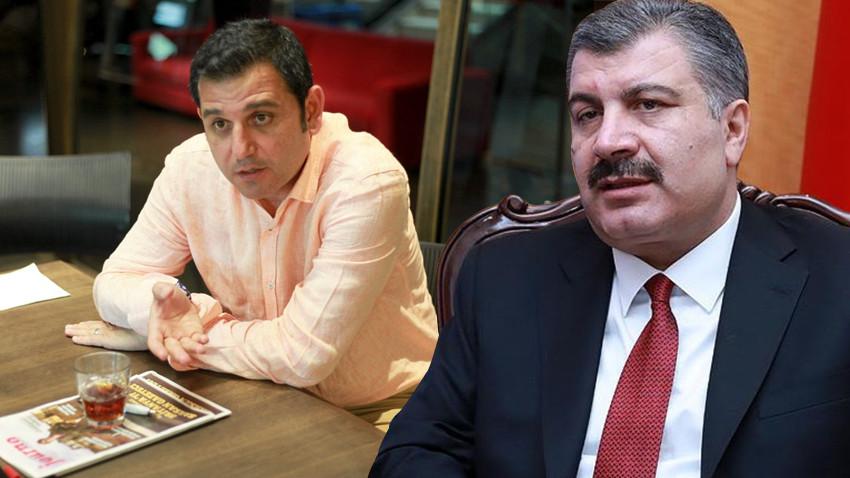 Fatih Portakal'dan Bakan Koca'ya 'sokağa çıkma yasağı' sorusu: Yoksa kasada para mı yok?