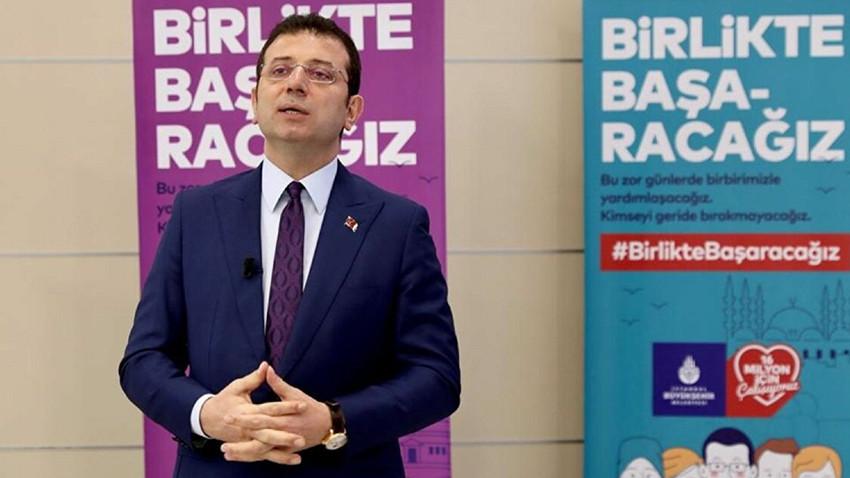 Ekrem İmamoğlu uyardı: İstanbul için yasak bekliyoruz
