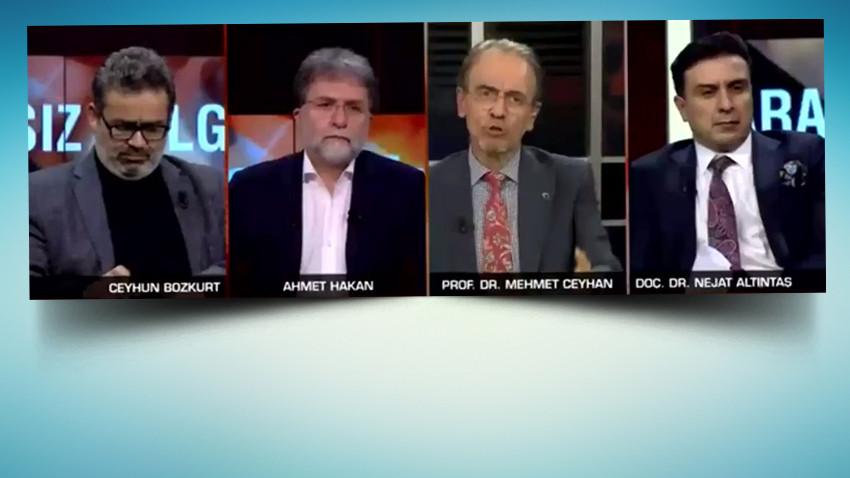 """CNN Türk'teki profesörün sözleri tartışma yarattı! """"Vaka sayısının 10 kat fazla..."""""""