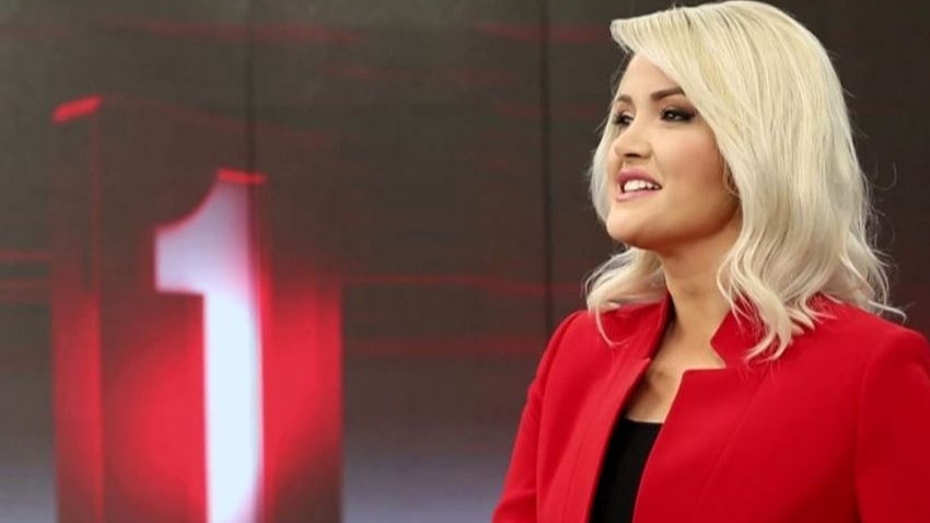 TRT spikerinden Bakan Koca ile ilgili iddiaya sert tepki: İşiniz gücünüz yalan!
