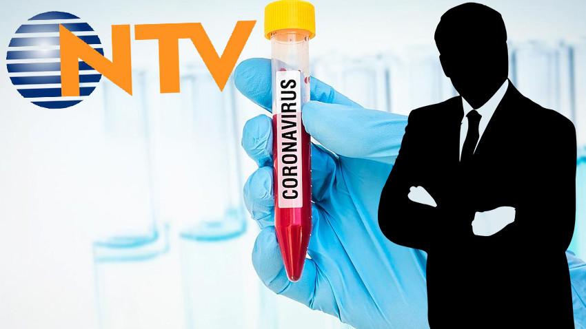 NTV'de koronavirüs şoku! Ünlü ekran yüzü duyurdu!