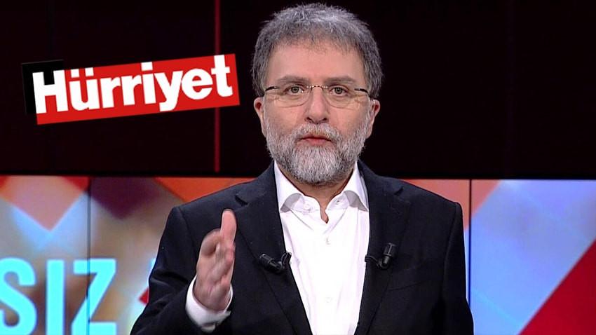 Ahmet Hakan duyurdu! Hürriyet gazetesinin başyazarı kim oldu?