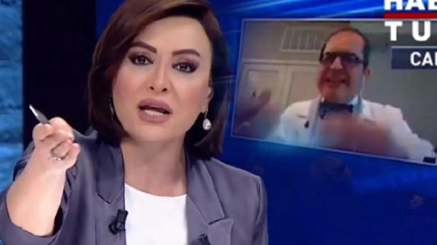"""""""HaberTürk TV'ye çıktığım için atıldım"""" demişti...O profesörle ilgili şok belge ortaya çıktı!"""