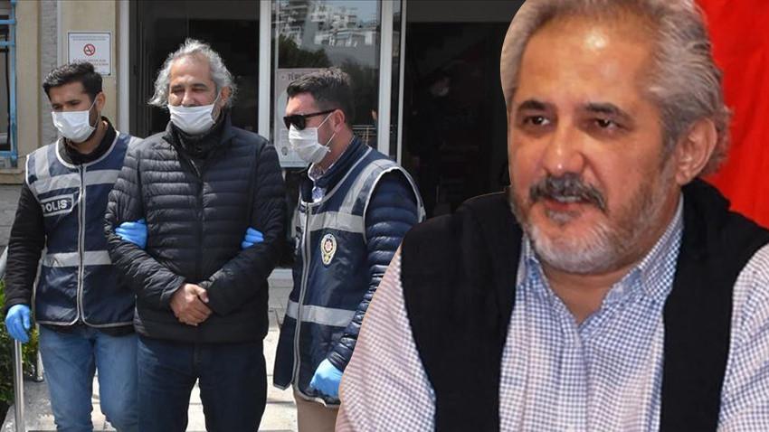 IBAN'lı paylaşım yapmıştı...Gazeteci Hakan Aygün tutuklandı!