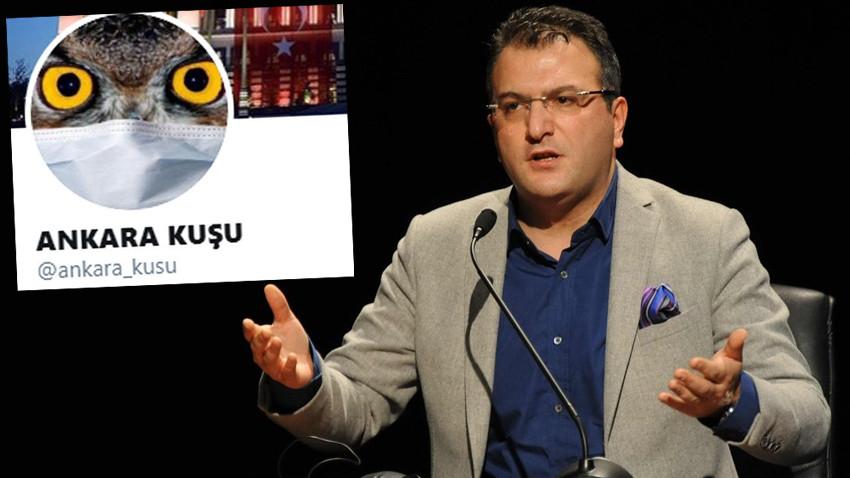 Ankara Kuşu polislerin karşısında bülbül gibi ötmüş!