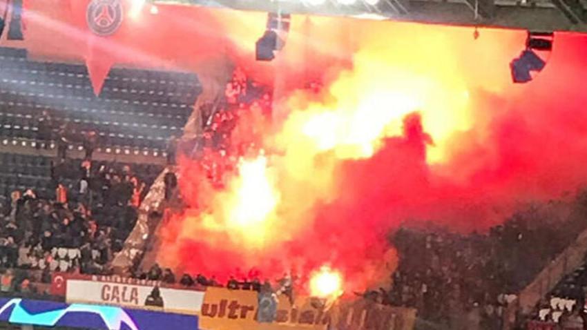 UEFA'dan Galatasaray'a şok ceza! PSG maçının faturası ağır oldu...
