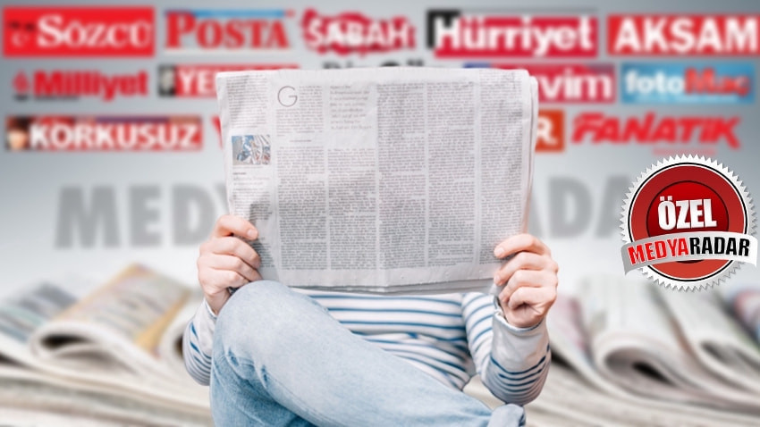 Gazete tirajlarında düşüş sürüyor! Hangi gazete ne kadar sattı?
