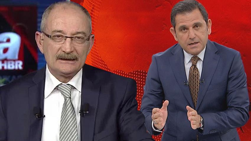 Akşam yazarı Fatih Portakal'ı bombaladı!