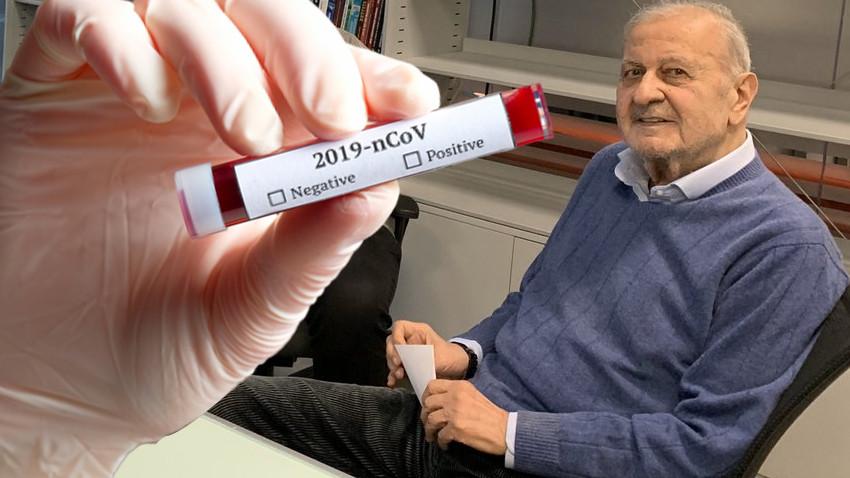 Ünlü köşe yazarı Rauf Tamer'de koronavirüs şüphesi! Hastaneye yatırıldı...