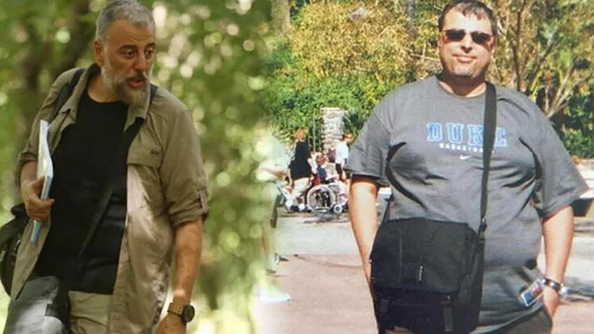 60 kilo veren Hamdi Alkan'ın şok değişimi!