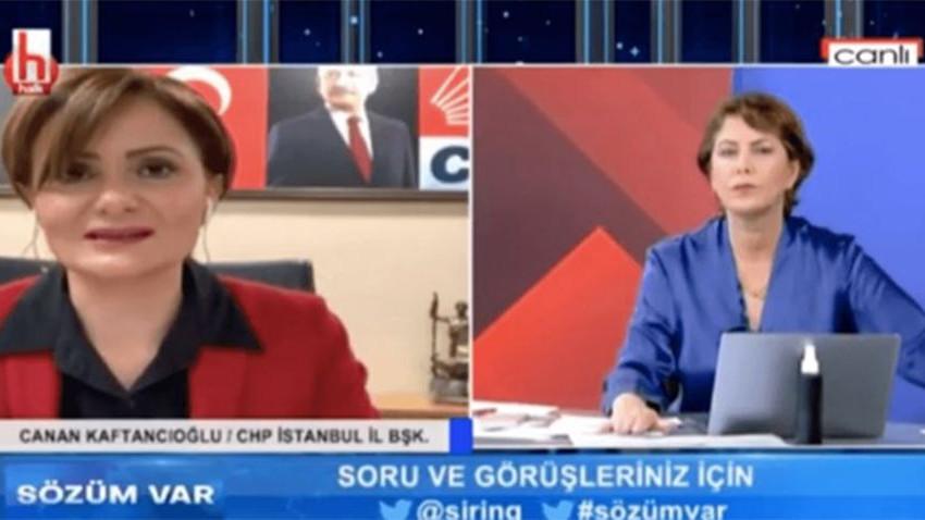 RTÜK'ten Halk TV'ye 'Kaftancıoğlu' cezası
