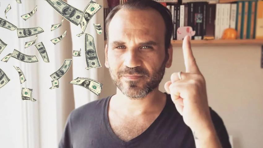 Gürgen Öz'den çok konuşulan dolar paylaşımı!