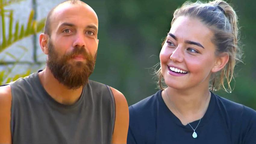 Survivor'da Aycan Yanaç o soruya öyle bir yanıt verdi ki... Sercan Yıldırım yıkıldı