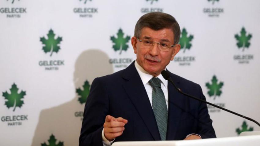 """Ahmet Davutoğlu'ndan """"AVM"""" isyanı"""