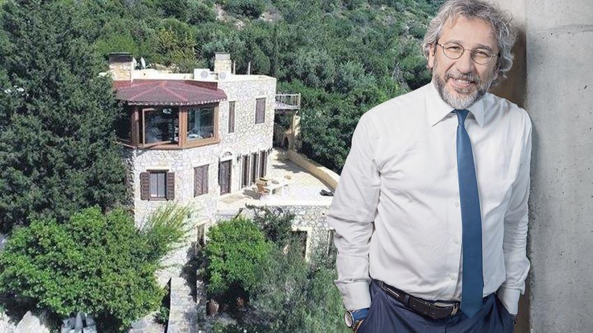 Can Dündar'ın da villası kaçak çıktı!