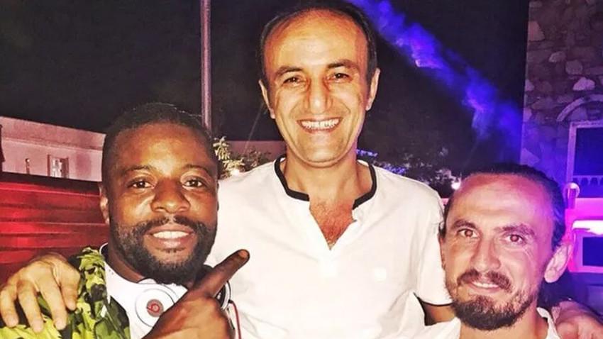 """Pascal Nouma'dan Ersin Korkut paylaşımı! """"Kanka benim şampiyonum sensin"""""""