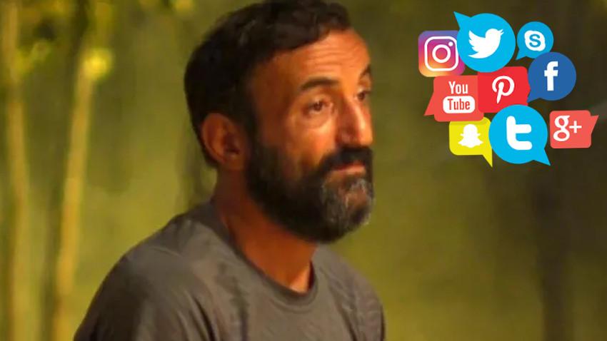 Survivor Ersin'in vedası sosyal medyayı salladı!