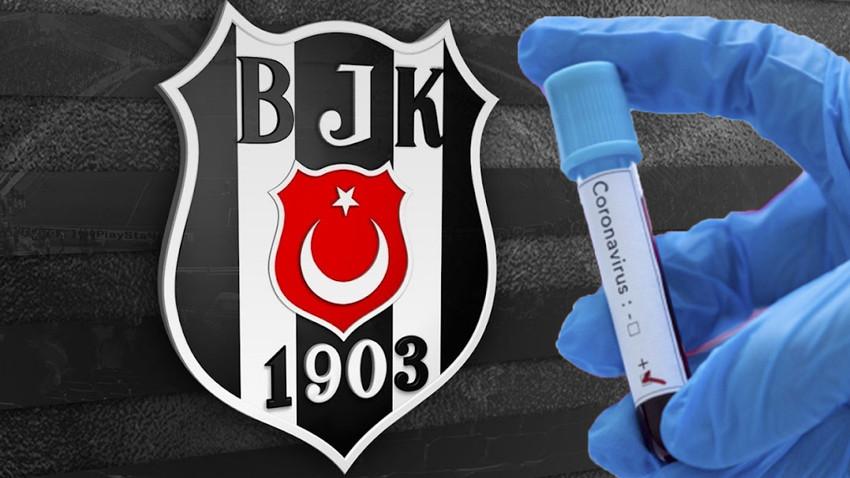 Beşiktaş Kulübü'nde koronavirüs şoku! Toplam vaka 10'a yükseldi