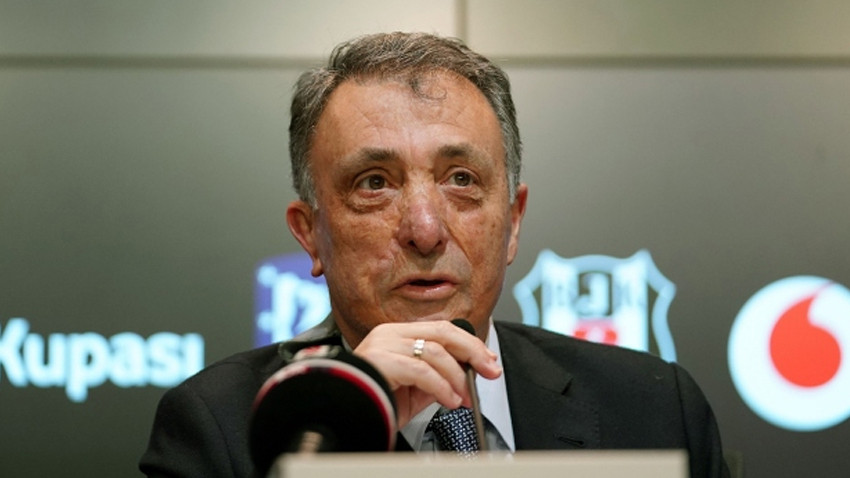 Beşiktaş Başkanı Ahmet Nur Çebi'den kötü haber!