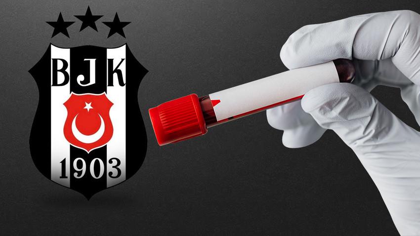 Beşiktaş'ta koronaya yakalanan 3 futbolcu belli oldu