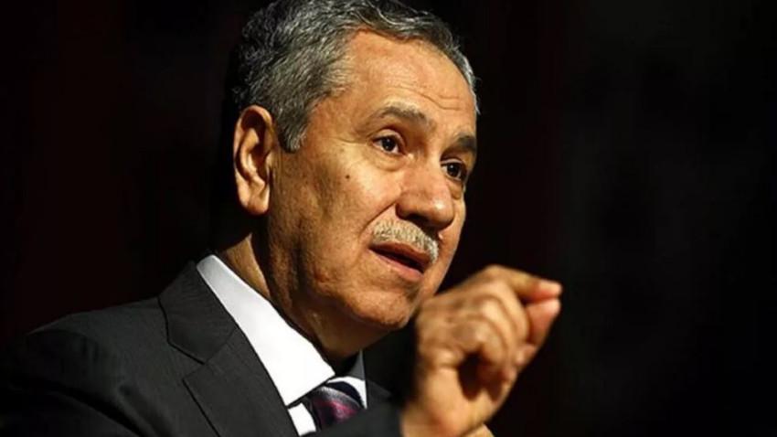 Arınç, 'istifa et' diyen AKP'lilere çok sert çıktı